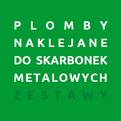 Plomby do skarbonek